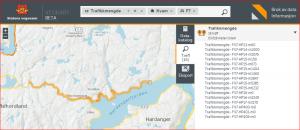 Treff på søk Trafikkmengde Fv7 i Kvam Kommune
